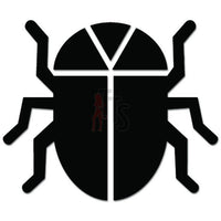 Bettle Insect Animal Decal Sticker