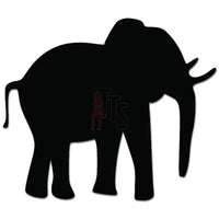 Elephant Safari Africa Decal Sticker