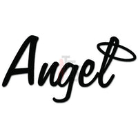 Angel Halo Heaven Christian Decal Sticker