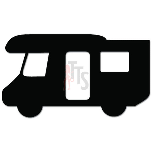 RV Camper Recreation Decal Sticker