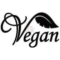 Vegan Vegetarian Diet Food Decal Sticker Style 1