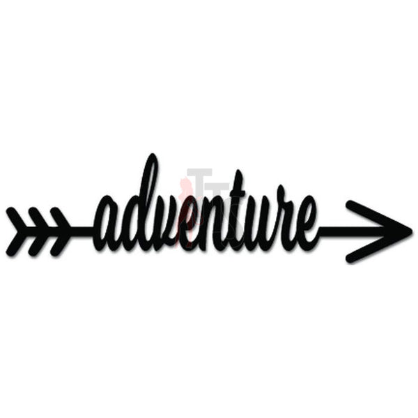 Adventure Arrow Aim Target Decal Sticker
