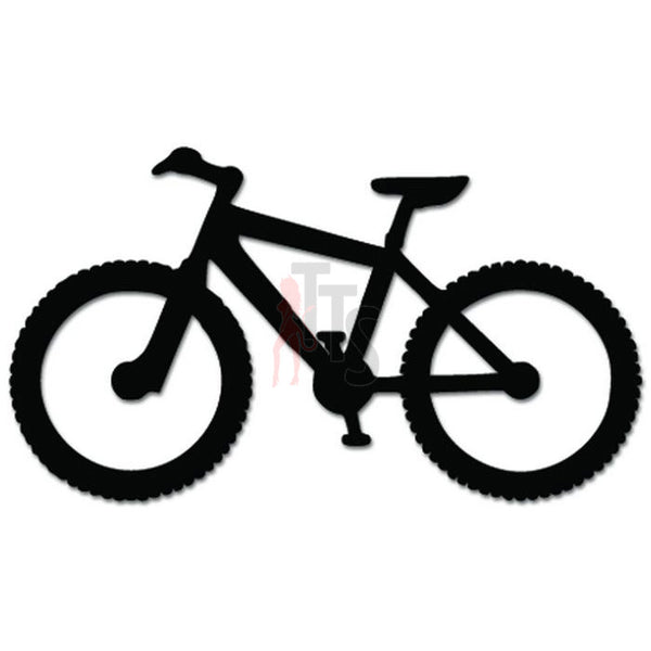 Bicycle Bicycling Cycling Decal Sticker