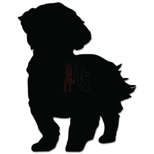 Shih Tzu Dog Pet Lover Decal Sticker