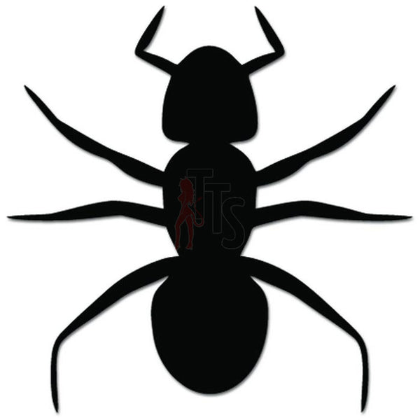Ant Insect Bug Decal Sticker Style 2