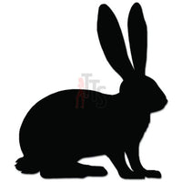 Bunny Rabbit Pet Decal Sticker