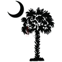 Moultrie Liberty Flag South Carolina Decal Sticker Style 1