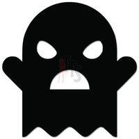 Halloween Ghost Boo Decal Sticker Style 2