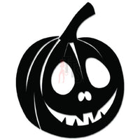 Halloween Pumpkin Jack Decal Sticker
