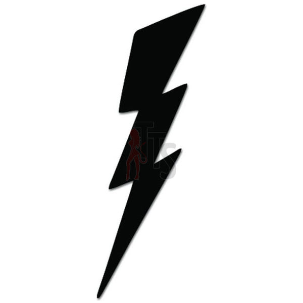 Lightning Bolt Electricity Decal Sticker