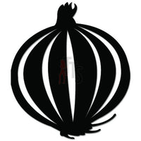 Onion Flavor Cooking Kitchen Chef Decal Sticker
