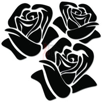 Beautiful Roses Flowers Decal Sticker