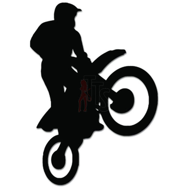 Dirt Bike Motocross Motorbike Decal Sticker