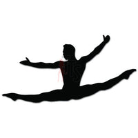 Ballet Dancer Dancing Theatre Decal Sticker Style 1