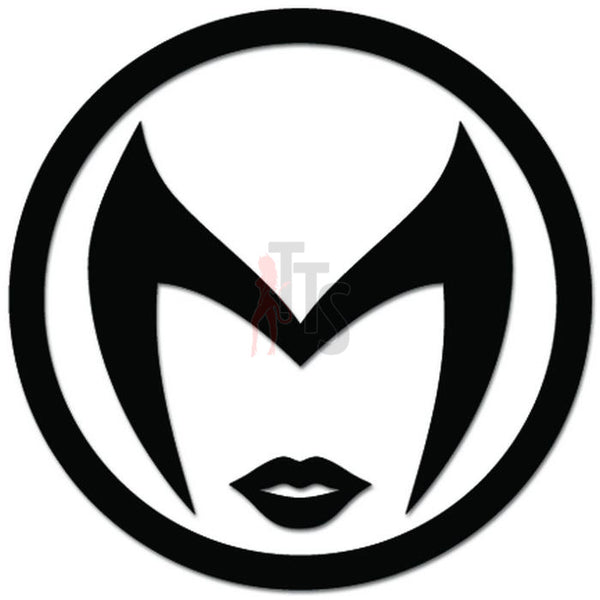 Avengers Scarlet Witch Decal Sticker