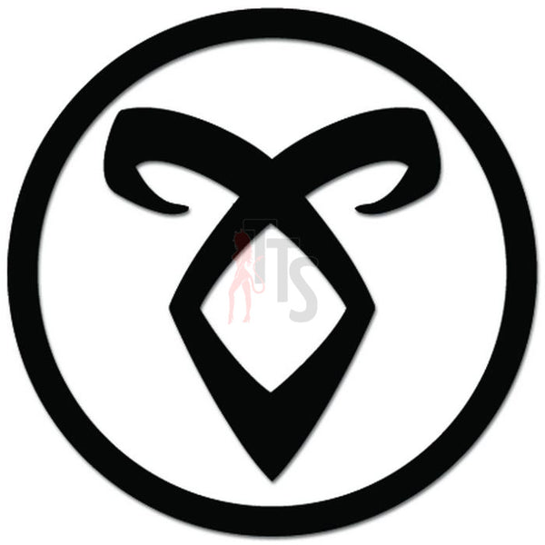 Shadowhunters Angelic Power Rune Decal Sticker Style 1