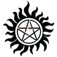 Supernatural Anti Possession Death Decal Sticker