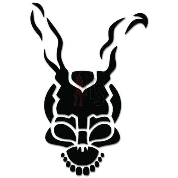 Donnie Darko Franko Decal Sticker