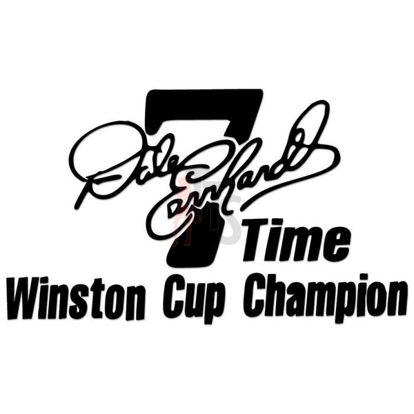 Nascar 7 Time Winston Cup