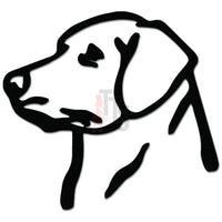 Labrador Retriever Dog Pet Decal Sticker Style 1