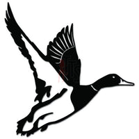 Flying Duck Bird Hunting Decal Sticker