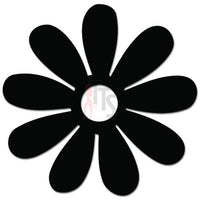 Groovy Daisy Flower Decal Sticker