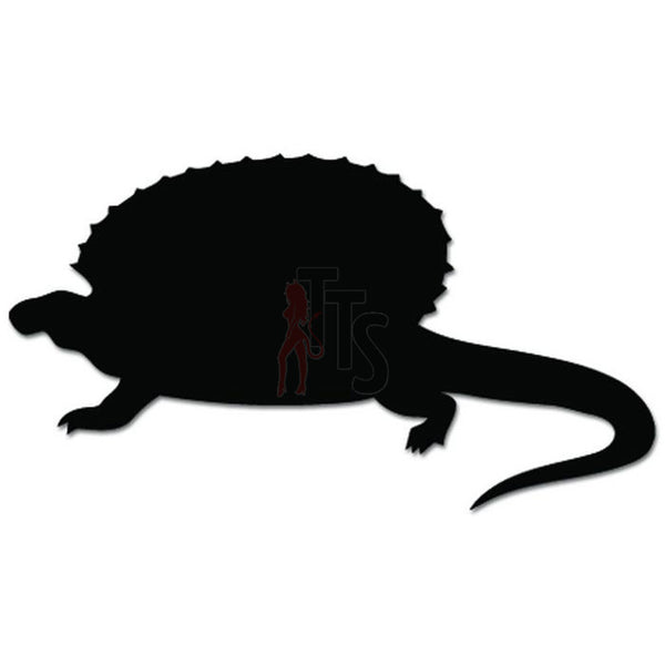 Dimetrodonte Dinosaur Animal Decal Sticker