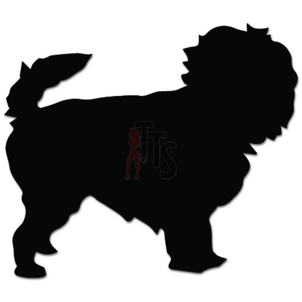 Affenpinscher Dog Pet Decal Sticker