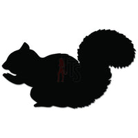 Squirrel Animal Nut Decal Sticker Style 1