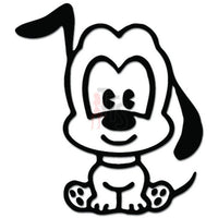 Cute Dog Puppy Pet Decal Sticker