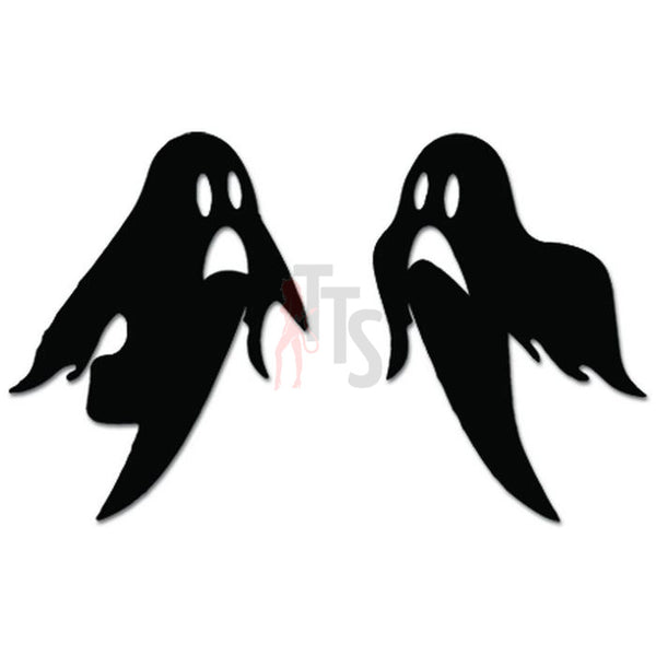 Halloween Ghosts Boo Decal Sticker