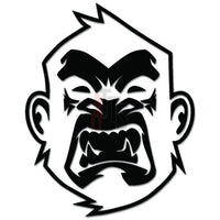 Angry Monkey JDM Japanese Decal Sticker
