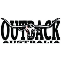 Outback Australia Decal Sticker