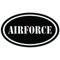 US Airforce Military Decal Sticker