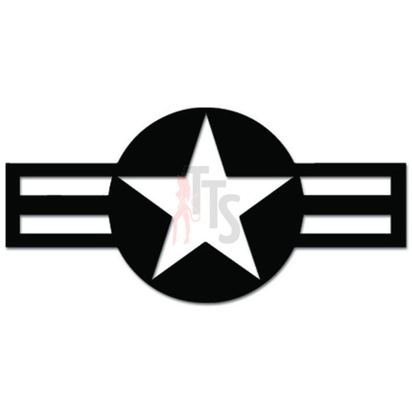 USAF Aircraft Insignia Emblem Decal Sticker