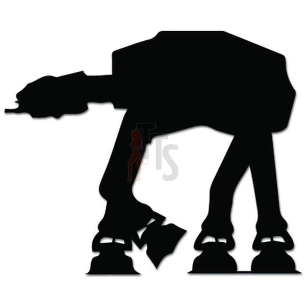 AT Walker Star Wars Decal Sticker
