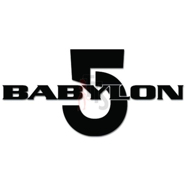 Babylon 5 Decal Sticker