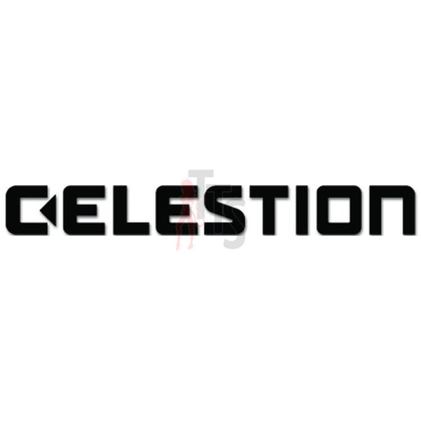 Celestion Car Audio Decal Sticker