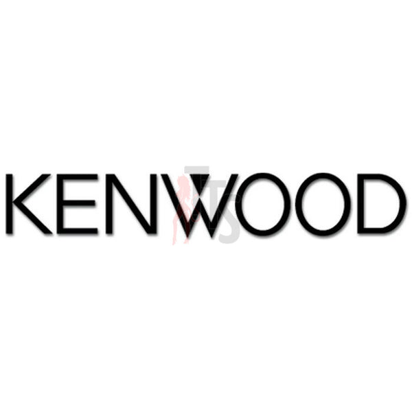 Kenwood Vinyl Decal Sticker