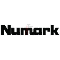 Numark Vinyl Decal Sticker