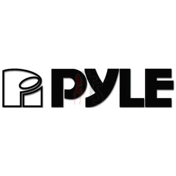 Pyle Car Audio Decal Sticker