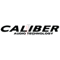 Caliber Car Audio Decal Sticker