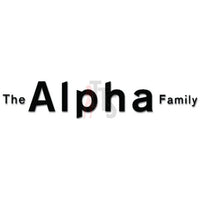 The Alpha Family Car Audio Decal Sticker