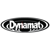Dynamat Car Audio Decal Sticker