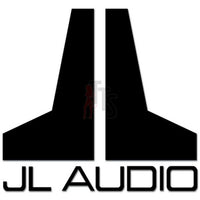 JL Audio Car Audio Decal Sticker