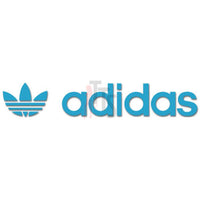 Adidas Logo Decal Sticker Style 3