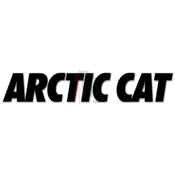 Artic Cat Decal Sticker Style 3