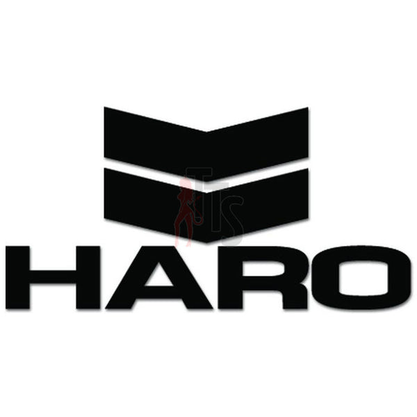 Haro Bikes Logo Decal Sticker Style 2