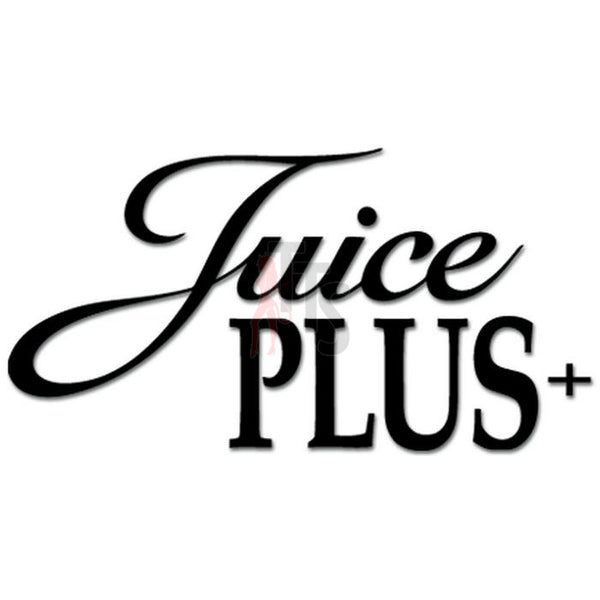 Juice Plus Logo Decal Sticker