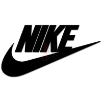 NIKE Logo Decal Sticker Style 2